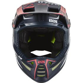 IXS Xult - Casque de vélo - noir/Multicolore